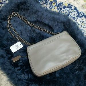 cd4aa77f3b63 Coach Bags - Coach Cassidy Crossbody Bag Floral Tooling Grey
